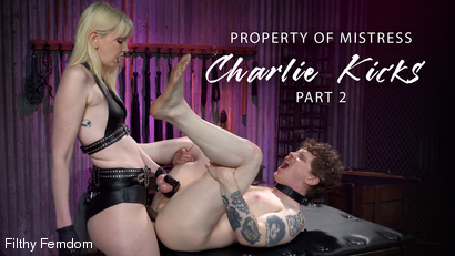 Property of Mistress Charlie Kicks, Part 2