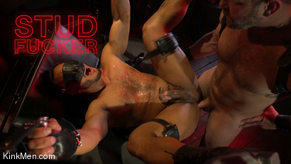 Colby Jansen and Dillon Diaz: Stud Fucker RAW