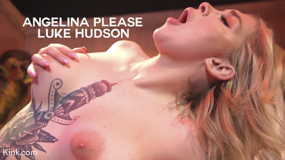 Angelina's Demands: Luke Hudson Gives In