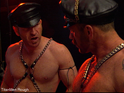 Photo number 13 from FIST DOGS (2 of 4) shot for TitanMen Rough on Kink.com. Featuring Mike Roberts, Keith Webb, Harold Creg, Core Andrews and Marc Masterson in hardcore BDSM & Fetish porn.