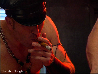 Photo number 22 from FIST DOGS (2 of 4) shot for TitanMen Rough on Kink.com. Featuring Mike Roberts, Keith Webb, Harold Creg, Core Andrews and Marc Masterson in hardcore BDSM & Fetish porn.