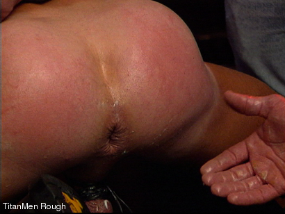 Photo number 24 from FIST DOGS (2 of 4) shot for TitanMen Rough on Kink.com. Featuring Mike Roberts, Keith Webb, Harold Creg, Core Andrews and Marc Masterson in hardcore BDSM & Fetish porn.