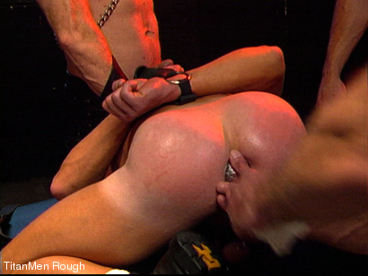 Photo number 27 from FIST DOGS (2 of 4) shot for TitanMen Rough on Kink.com. Featuring Mike Roberts, Keith Webb, Harold Creg, Core Andrews and Marc Masterson in hardcore BDSM & Fetish porn.