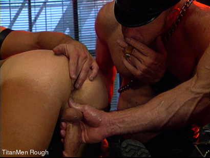 Photo number 33 from FIST DOGS (2 of 4) shot for TitanMen Rough on Kink.com. Featuring Mike Roberts, Keith Webb, Harold Creg, Core Andrews and Marc Masterson in hardcore BDSM & Fetish porn.