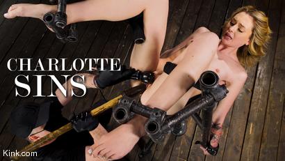 Charlotte Sins: All She Wants