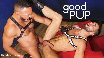 Dillon Diaz and Casey Everett: Good Pup RAW