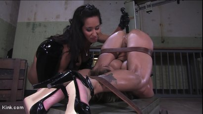 Photo number 6 from Dominatrix Isis Love Vol.1 shot for Kink Compilations on Kink.com. Featuring Isis Love, Sister Dee, Kirra Lynne, Charley Chase, Ally Ann, Sea J Raw, Felony, Mia Lelani and Kelly Divine in hardcore BDSM & Fetish porn.