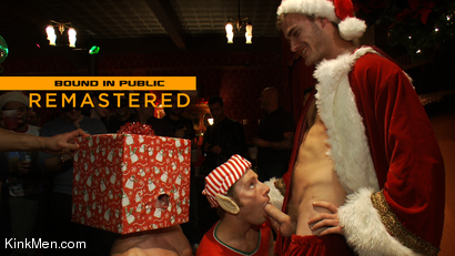 Brian Bonds: GangBang Christmas Party LIVE