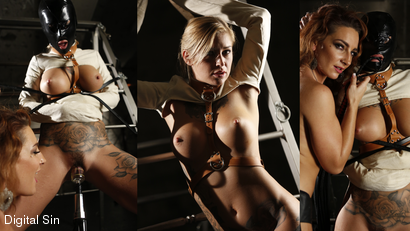 Kleio Valentien & Savannah Fox - She's In Charge #2