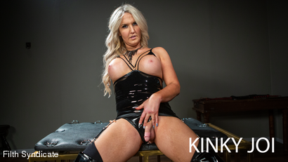 KINKY JOI: Kayleigh Coxx in Uncaged Slave