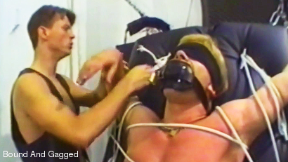 BOUND & GAGGED: THE VIDEO -