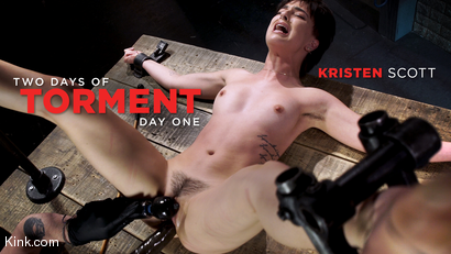 Kristen Scott: Two Days Of Torment, Day One