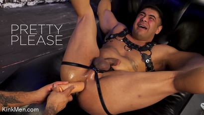 Leo Forte and Draven Navarro: Pretty Please Fuck My Butt & Make Me Cum