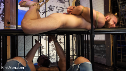 Photo number 15 from Foot Fanatic shot for Kinky Bites Men on Kink.com. Featuring Ricky Larkin and Brian Bonds in hardcore BDSM & Fetish porn.