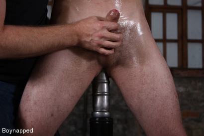 Photo number 14 from Leon Gets Tormented & Fucked  shot for Boynapped on Kink.com. Featuring Leon Wilson and Sebastian Kain in hardcore BDSM & Fetish porn.