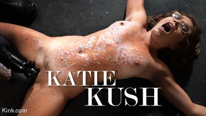 Katie Kush: Treacherous Bondage, Torment, & Non Stop Orgasms!