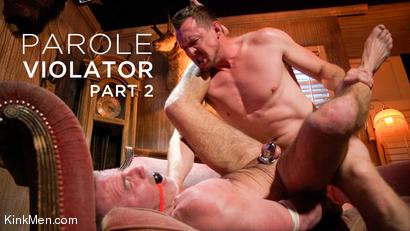 Parole Violator Part 2: Pierce Paris and Dale Savage RAW