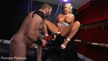 Alura Jenson in Fuck Me In The Dungeon!