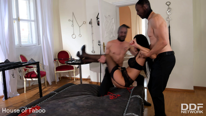 Photo number 10 from BDSM Fantasy Cum True shot for houseoftaboo on Kink.com. Featuring Ania Kinski, Erik Everhard and Lutro in hardcore BDSM & Fetish porn.