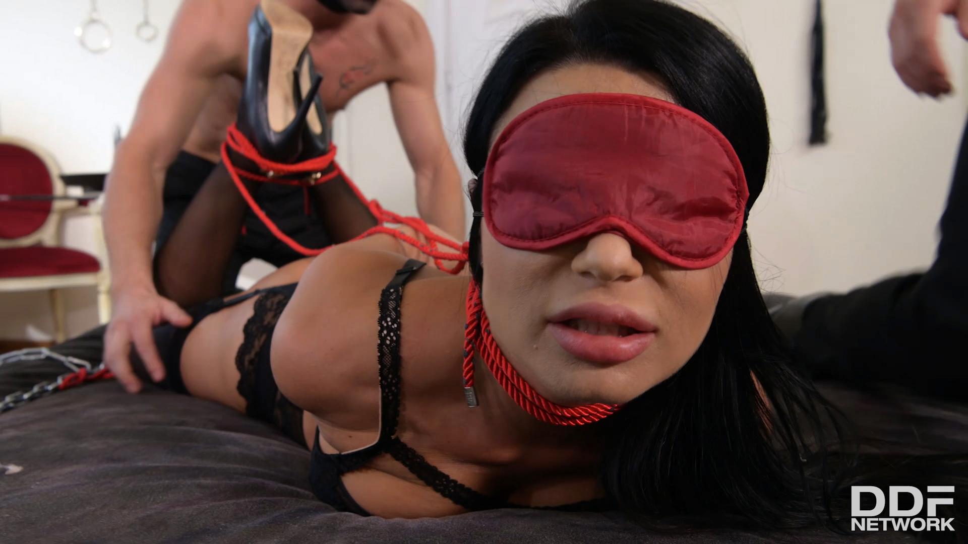 Photo number 12 from BDSM Fantasy Cum True shot for houseoftaboo on Kink.com. Featuring Ania Kinski, Erik Everhard and Lutro in hardcore BDSM & Fetish porn.