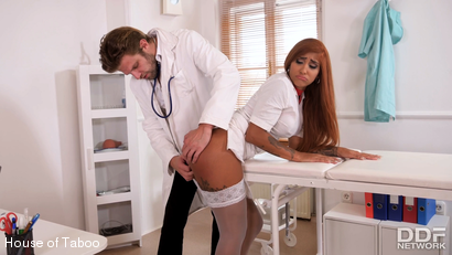 Photo number 11 from Kinky Doc Makes Nurse Squirt shot for houseoftaboo on Kink.com. Featuring Venus Afrodita and Vince Carter in hardcore BDSM & Fetish porn.
