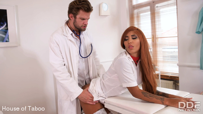 Photo number 12 from Kinky Doc Makes Nurse Squirt shot for houseoftaboo on Kink.com. Featuring Venus Afrodita and Vince Carter in hardcore BDSM & Fetish porn.