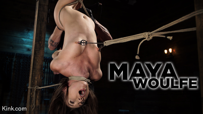 Fresh Meat: Maya Woulfe Endures Extreme Bondage and Nonstop Torment