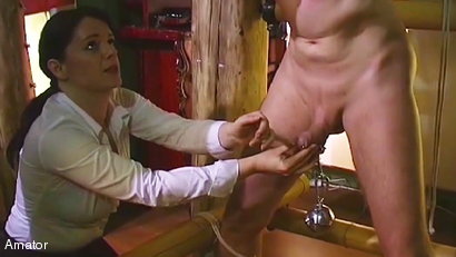 Lady Isis: Ropes and Weights (1 of 2)
