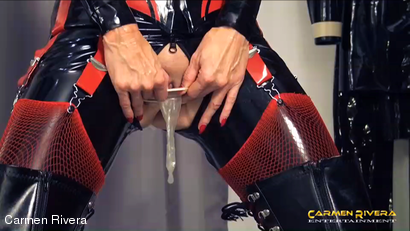 Sperm Robbery in the Rubber Chamber (2 of 5)
