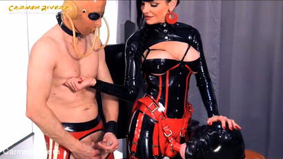 Sperm Robbery in the Rubber Chamber (3 of 5)