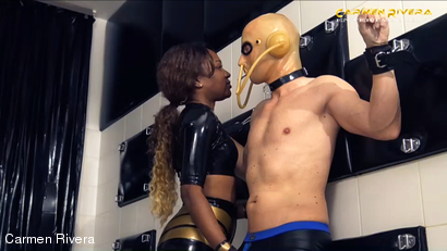 Sperm Robbery in the Rubber Chamber (5 of 5)