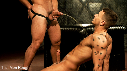 FILTHY FUCKERS: Adam Knox and Sean Stavos