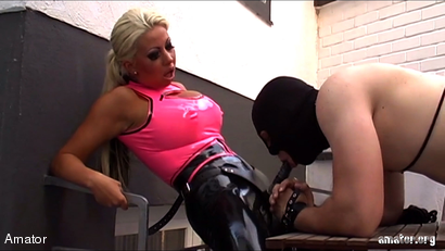 Lady Kate: The House Slave (2 of 3)