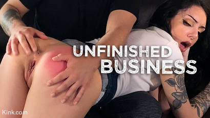 Unfinished Business: Roxy Rain Creampied By Alfonso Adept
