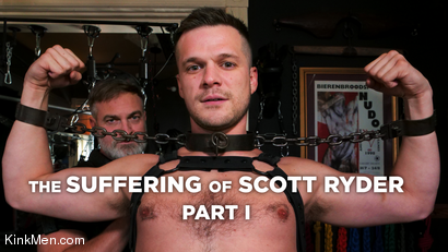 The Suffering of Scott Ryder: Part One