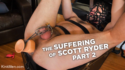 The Suffering of Scott Ryder: Part Two