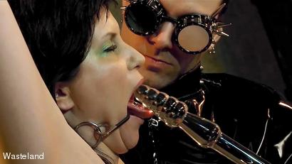 Jada Enters The Matrix