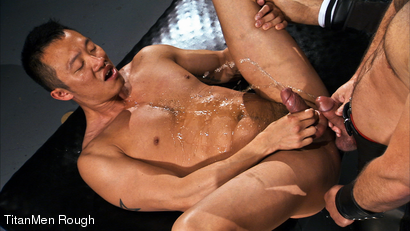PUNCHED AND POUNDED: Dirk Caber and Archer Quan