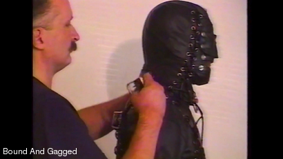Photo number 4 from Spreadeagle 2 Max And Dan - Scene 3 shot for Bound And Gagged on Kink.com. Featuring Isaac Bigg and Sharp in hardcore BDSM & Fetish porn.