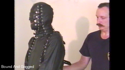 Photo number 5 from Spreadeagle 2 Max And Dan - Scene 3 shot for Bound And Gagged on Kink.com. Featuring Isaac Bigg and Sharp in hardcore BDSM & Fetish porn.