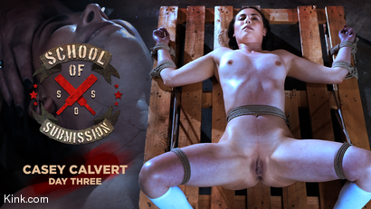 School Of Submission: Casey Calvert, Day Three