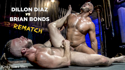 Dillon Diaz vs. Brian Bonds: Ass Pounding Rematch!