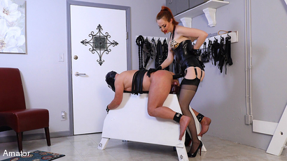 Kendra James: Whipped and Fucked