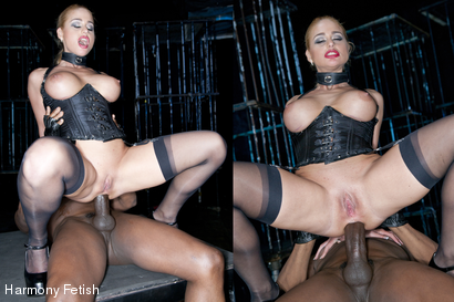 Photo number 5 from Strict Fucking Bitch! shot for Harmony Fetish on Kink.com. Featuring Cathy Heaven, Omar and James Blain in hardcore BDSM & Fetish porn.