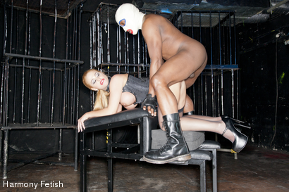 Photo number 12 from Strict Fucking Bitch! shot for Harmony Fetish on Kink.com. Featuring Cathy Heaven, Omar and James Blain in hardcore BDSM & Fetish porn.