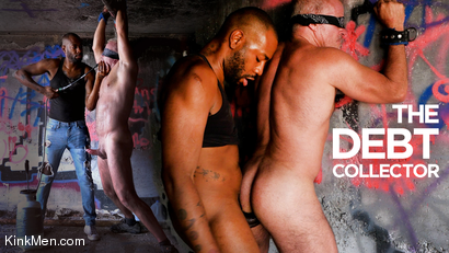 The Debt Collector: August Alexander and Dale Savage - RAW