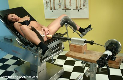 Photo number 2 from Giselle shot for Fucking Machines on Kink.com. Featuring Giselle in hardcore BDSM & Fetish porn.
