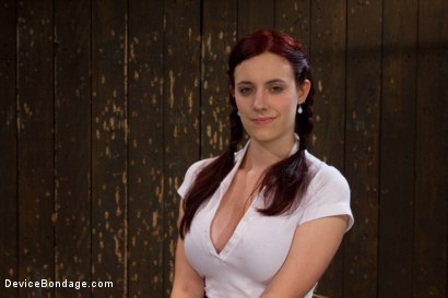 Photo number 2 from Life Lessons With Professor Sybian shot for Device Bondage on Kink.com. Featuring Iona Grace in hardcore BDSM & Fetish porn.