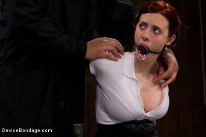 Photo number 6 from Life Lessons With Professor Sybian shot for Device Bondage on Kink.com. Featuring Iona Grace in hardcore BDSM & Fetish porn.