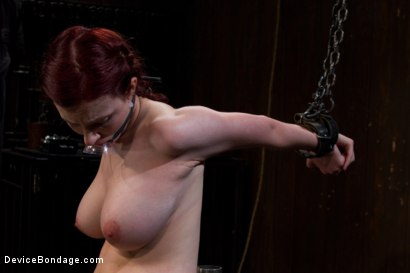 Photo number 8 from Life Lessons With Professor Sybian shot for Device Bondage on Kink.com. Featuring Iona Grace in hardcore BDSM & Fetish porn.